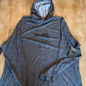Minnesota Vikings Nike Long Sleeve Hoodie